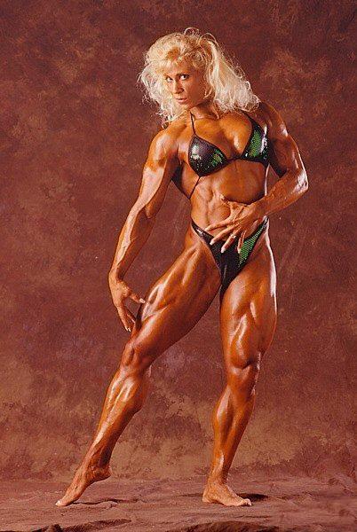 Ким Чижевски - «Мисс Олимпия»
