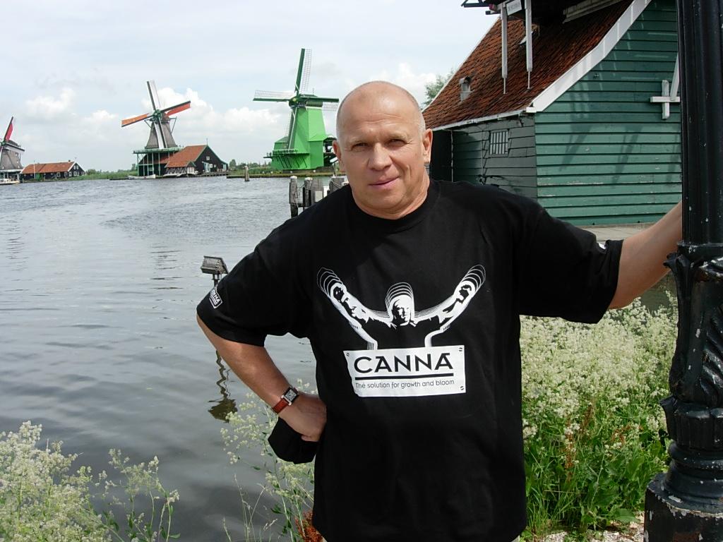 Голландские просторы