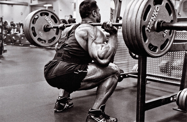 Положение ступней и рост ножной мускулатуры