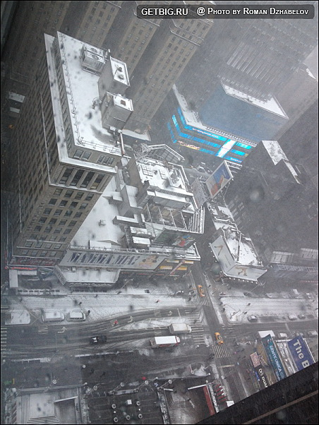 Нью-Йорк в марте-месяце
