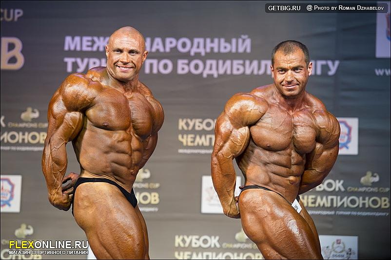 Виталий Александров и Александр Кодзоев