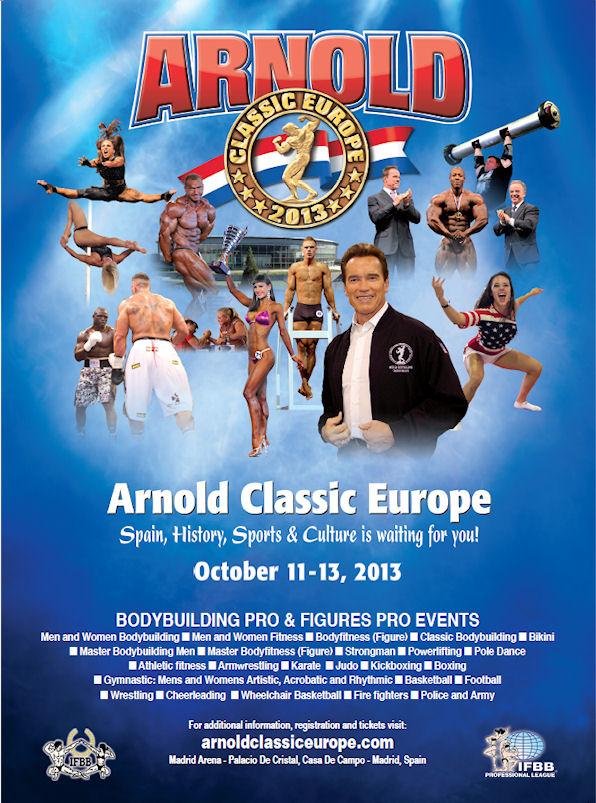 Постер «АК Европа»-2013