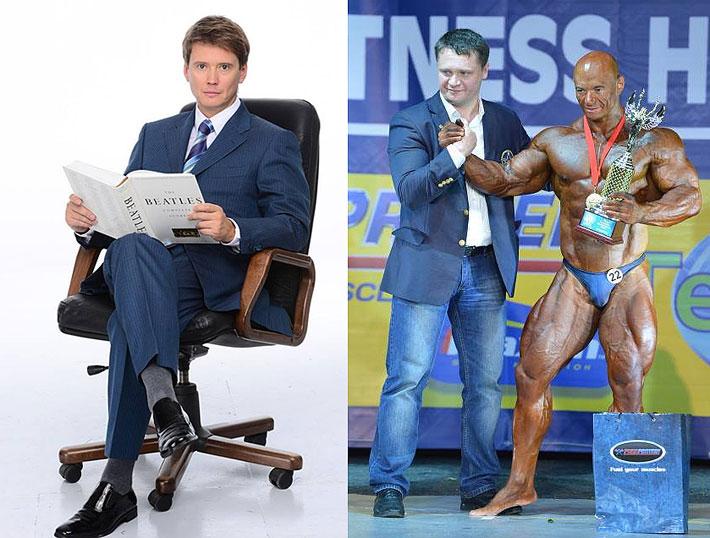 Алексей Фурсов и Денис Логинов