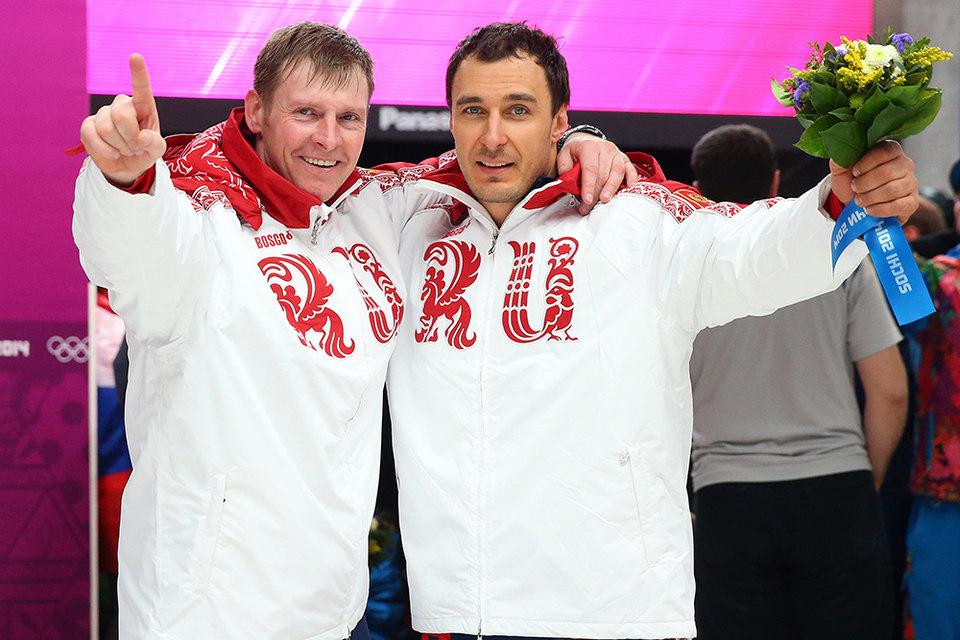 Алексей Воевода - олимпийский чемпион