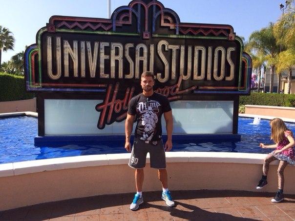 Денис Гусев в «Universal Studio»