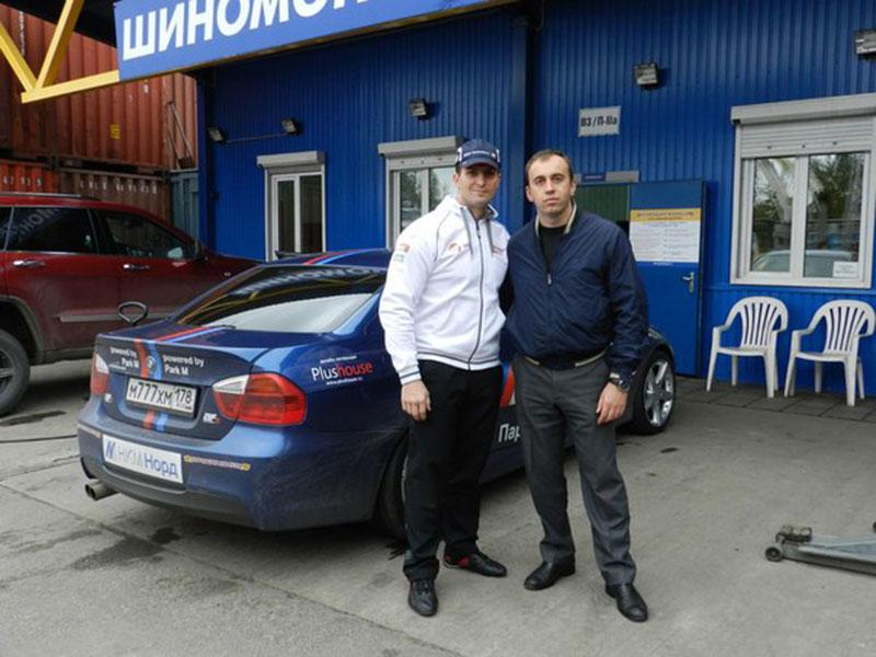Александр Федоров и Александр Львов