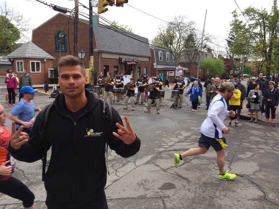 Ежегодный марафон в Питтсбурге