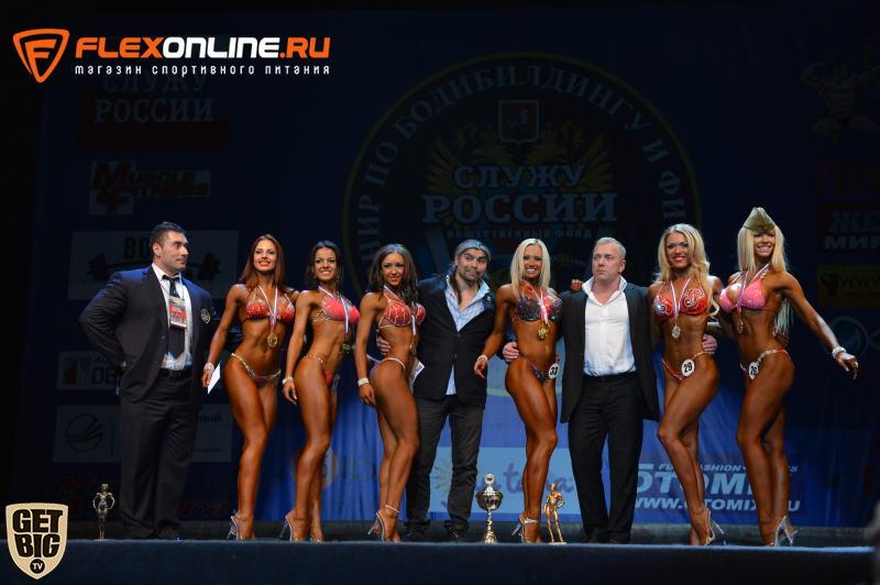 Кристина Ролдугина и финалистки турнира