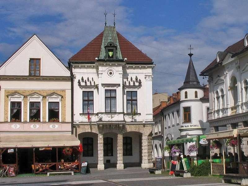 Жилино, Словакия