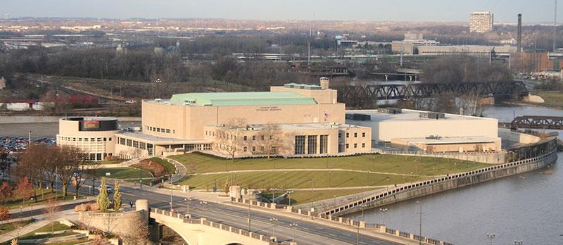 Veterans Memorial Columbus, Ohio