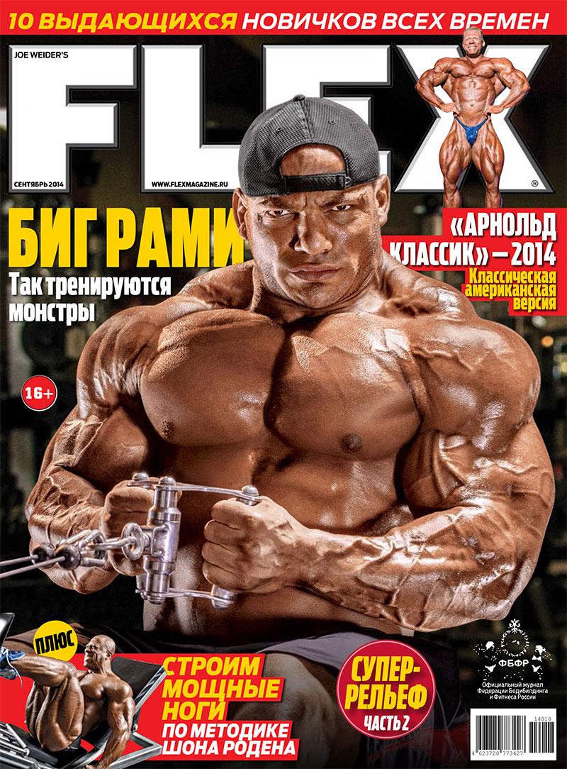 FLEX сентябрь 2014