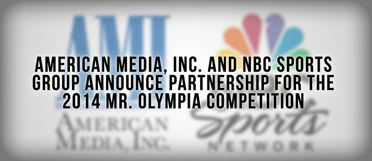 NBC Sports будет показывать «Олимпию»-2014