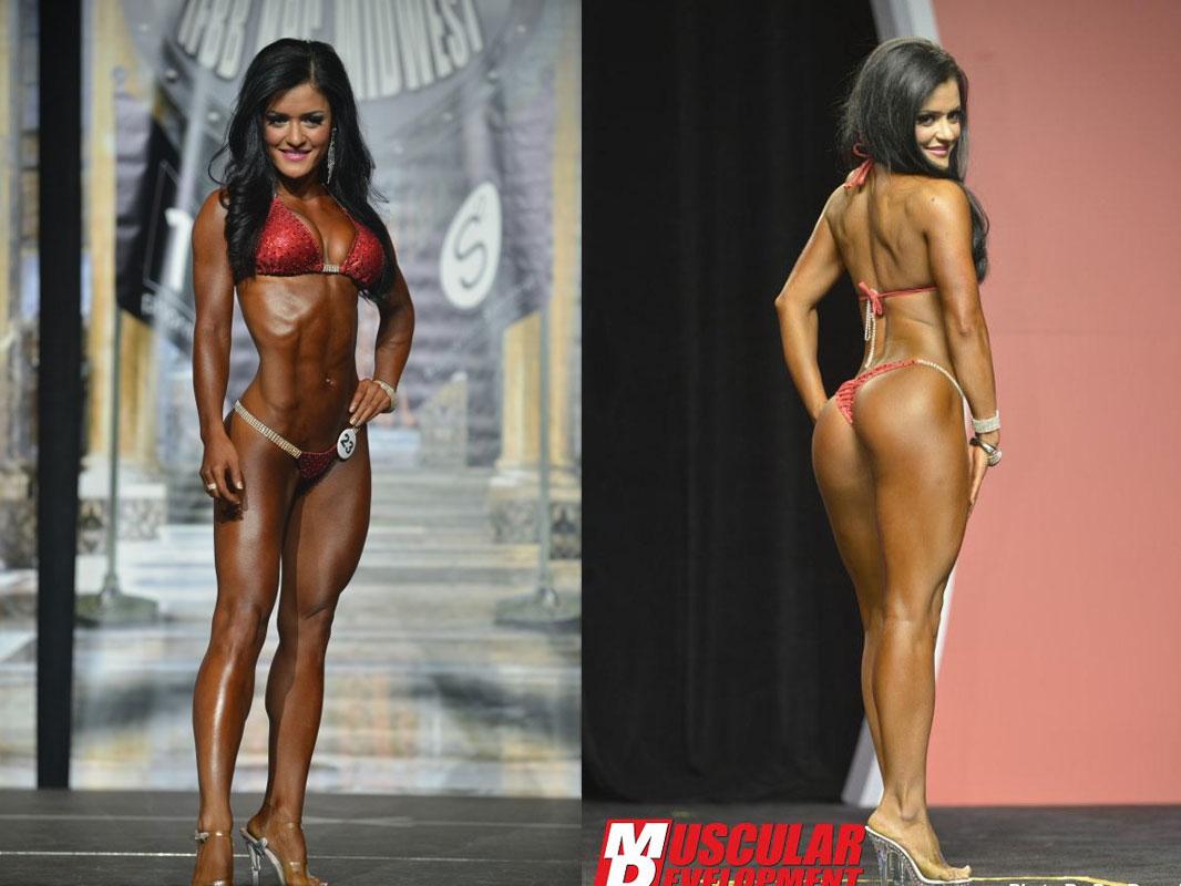 Jessica Arevalo, USA