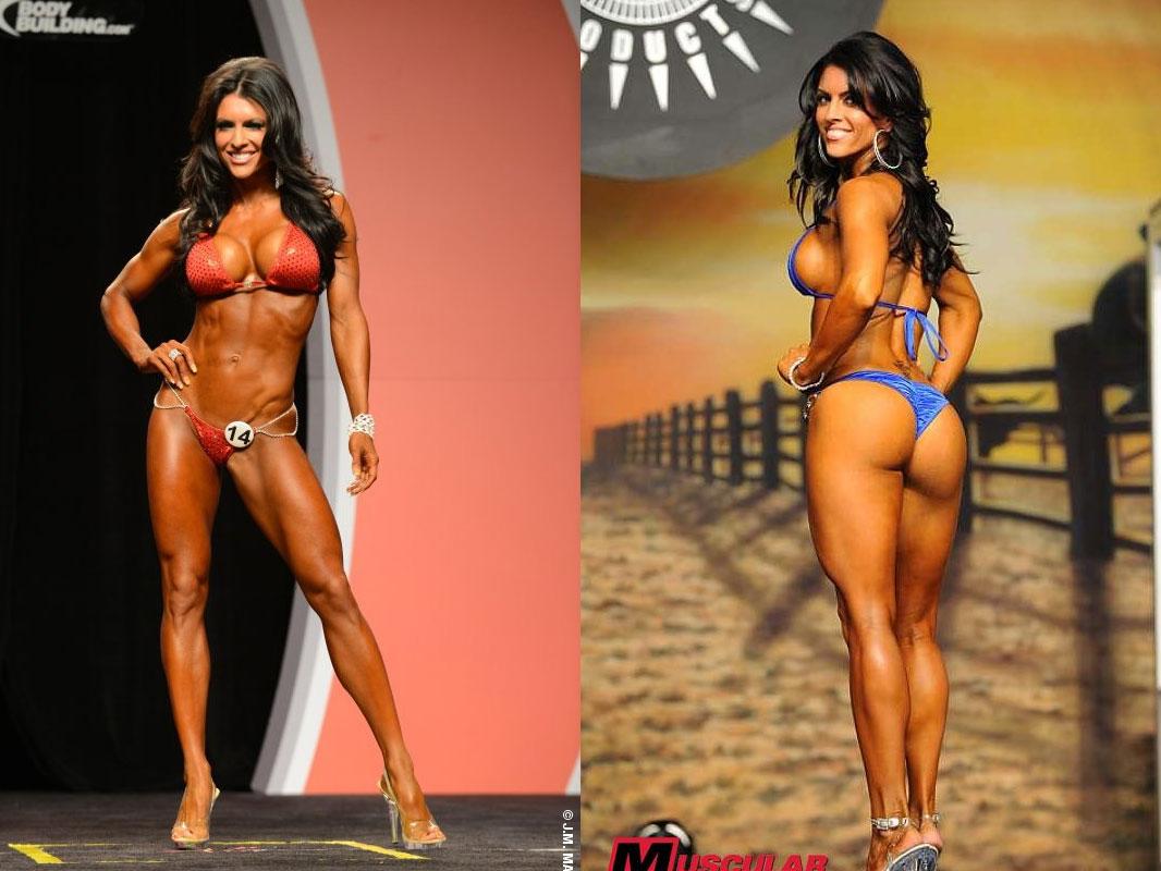 Amanda Latona, USA
