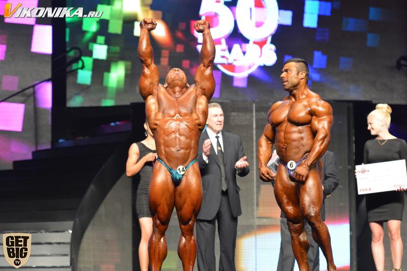 «Мистер Олимпия»-2014 (до 212 фунтов)
