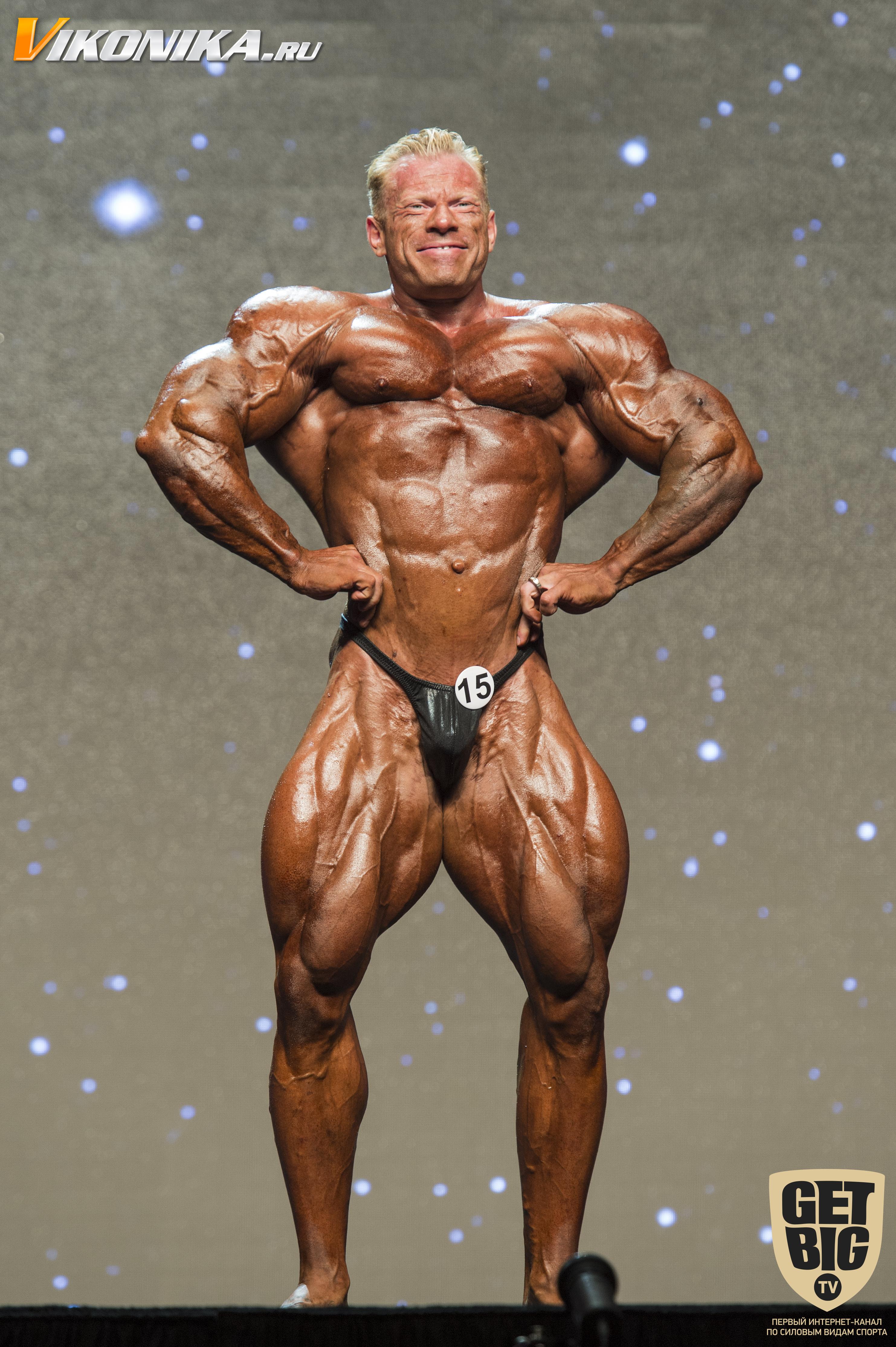 Деннис Вульф - 4 место на «Олимпии»-2014