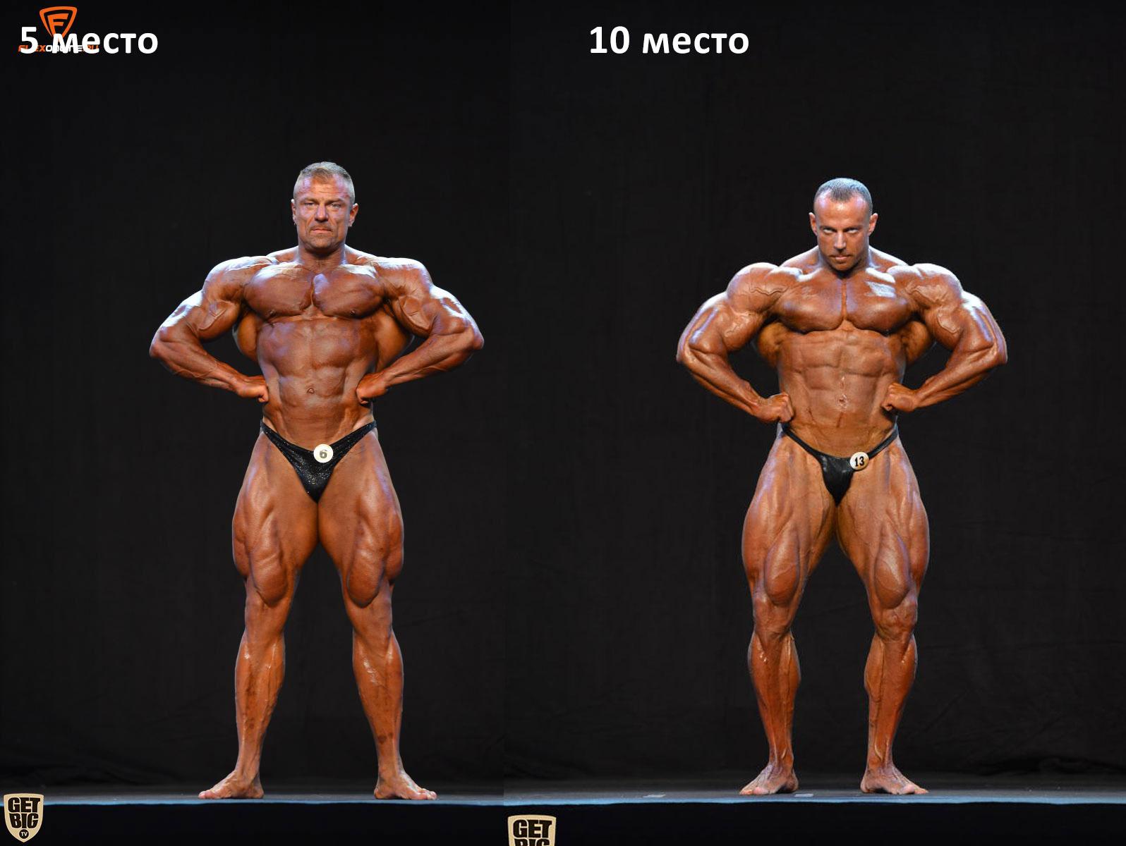 Далибор Хашек и Алексей Шабуня
