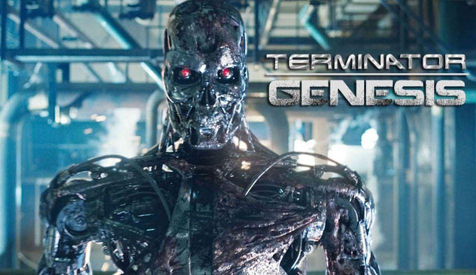 Терминатор: Генезис - 5 часть легендарного фильма