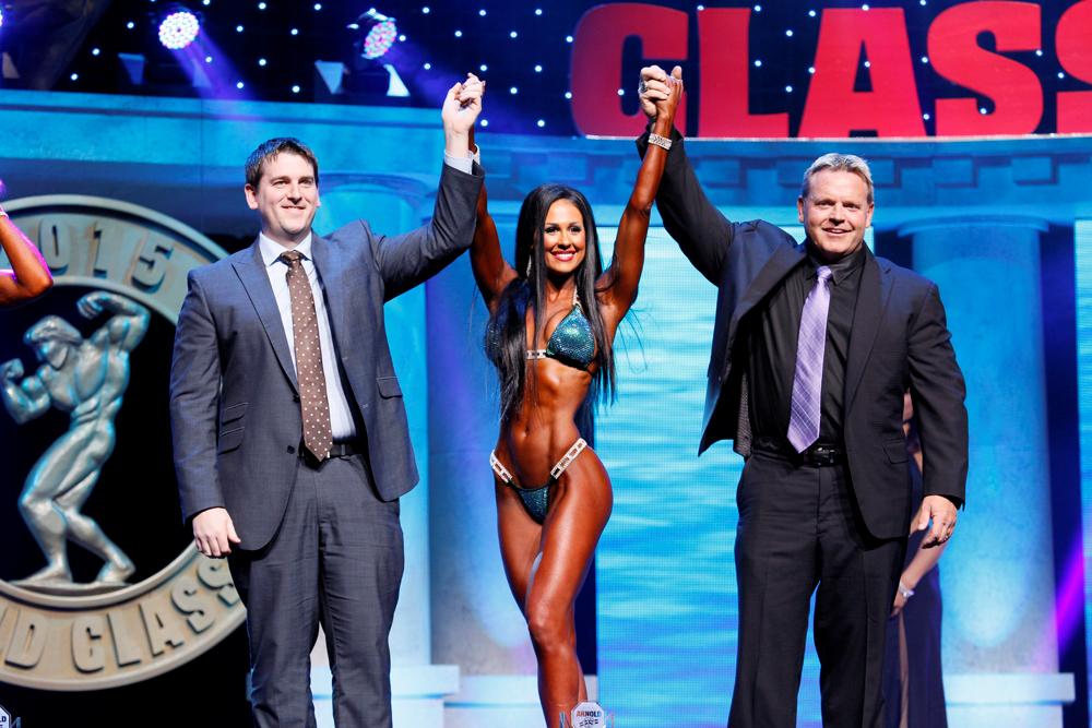 Эшли Калтвассер - чемпионка «Бикини Интернейшинел»-2015