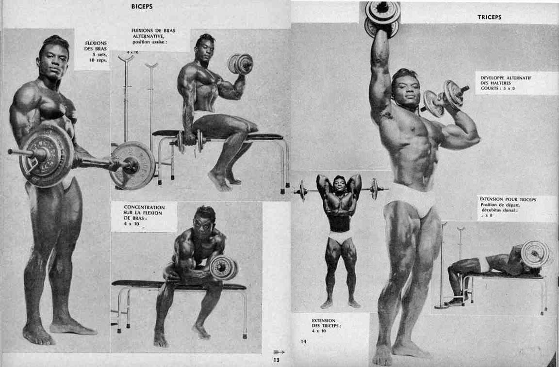 Тренировочный плакат с Серджио Оливой