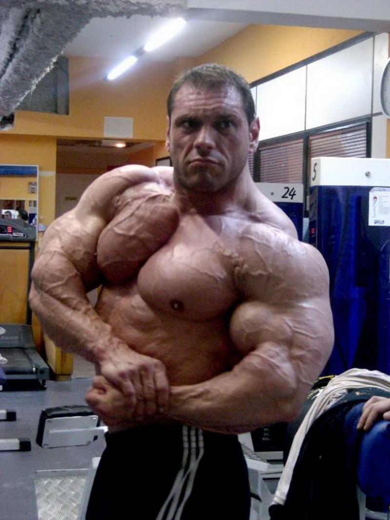 Пако Баутиста - профессионал IFBB