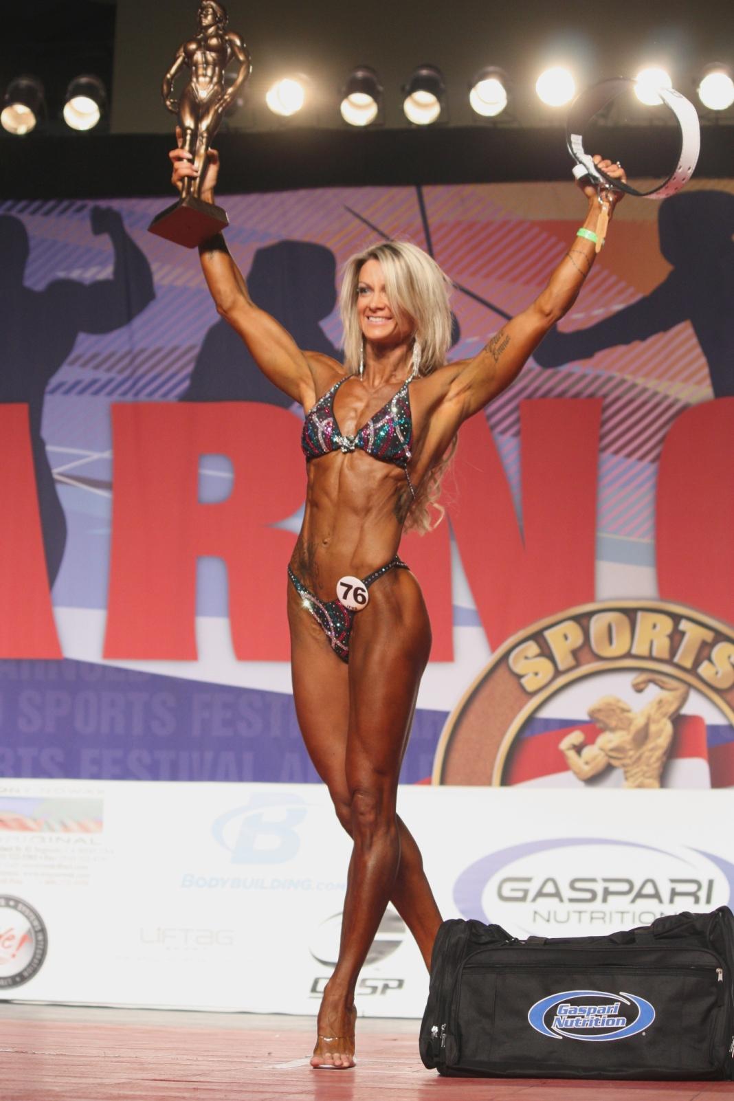 Fitness – Giorgia Foroni of Italy (76)