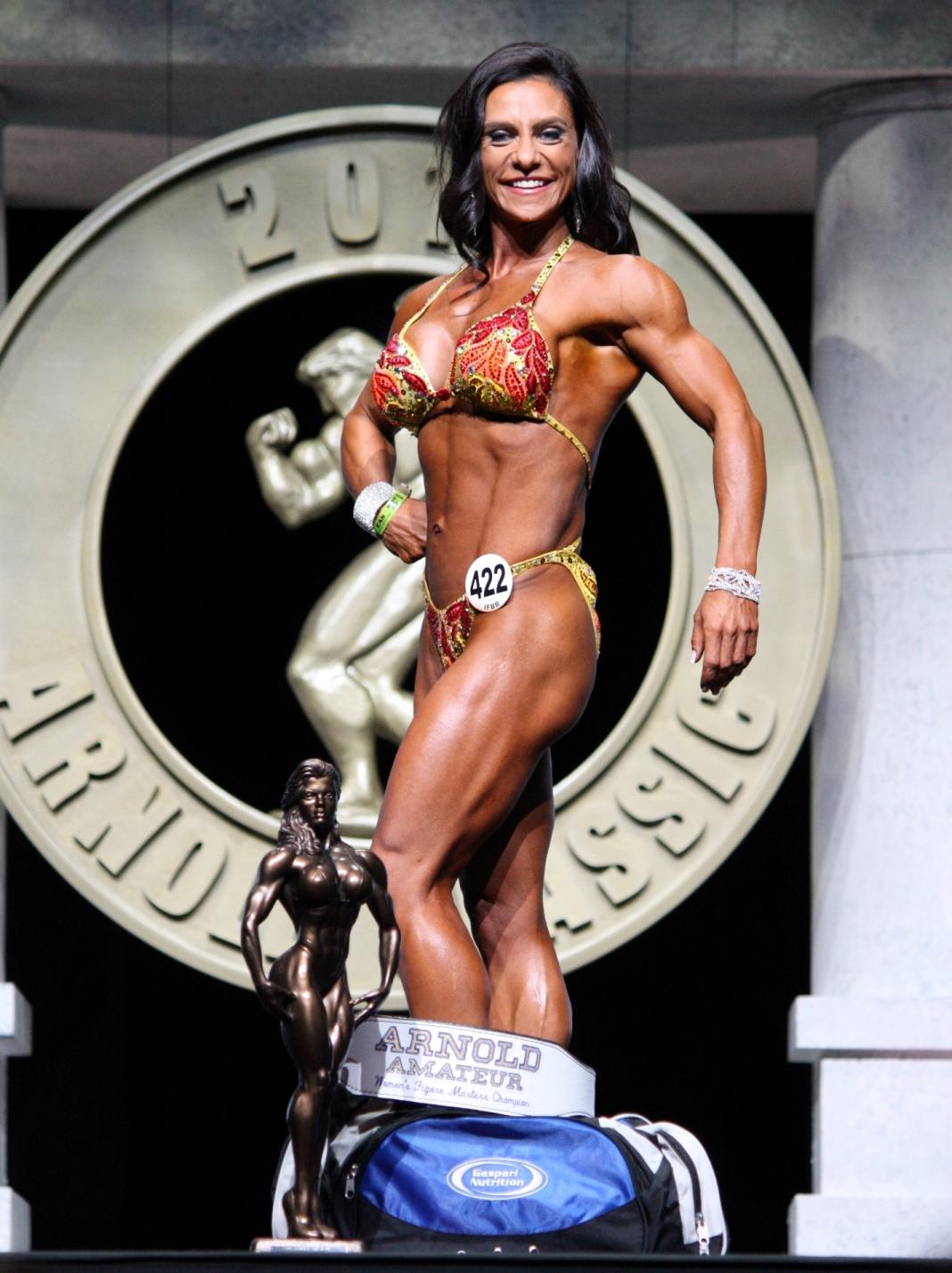 Figure Masters – Melanie Noel of Canada (422)