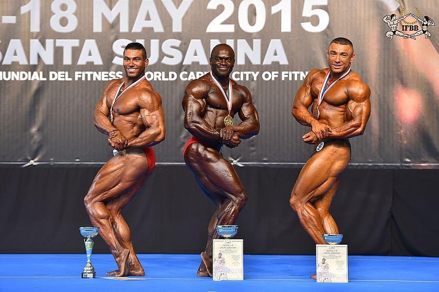 100 кг - Luke DEBONO (2nd place); Patrick Monga LISUMBU (1st place); Wojciech PIECZABA (3rd place)
