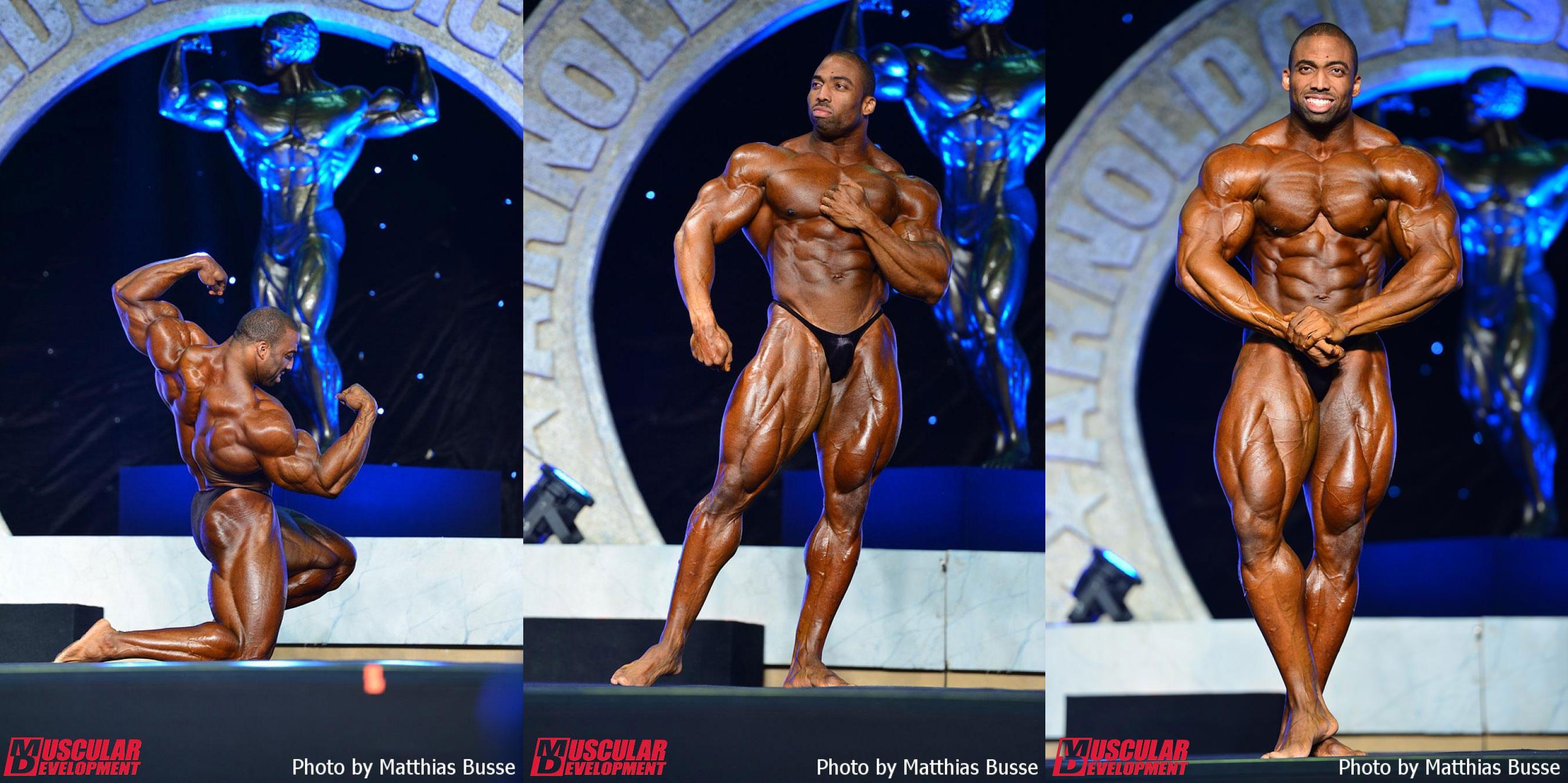 Cedric McMillan - 2 место