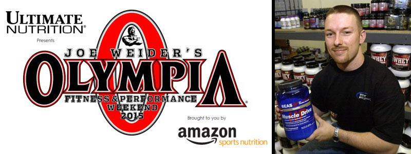 Баннер «Олимпии» с «Амазон» и Райн ДеЛюка - основатель bb.com