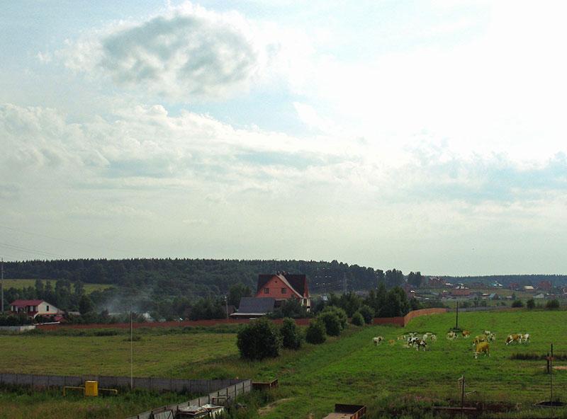 Наше производство расположено в экологически чистом районе Подмосковья