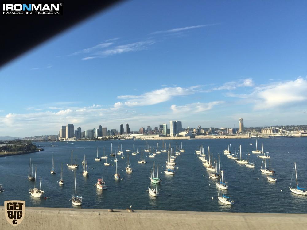 Яхты Сан-Диего