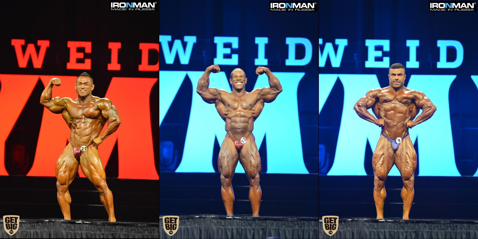 Хидетада Ямагиши (3 место), Девид Хенри (4 место), Эдуардо Корреа (5 место)
