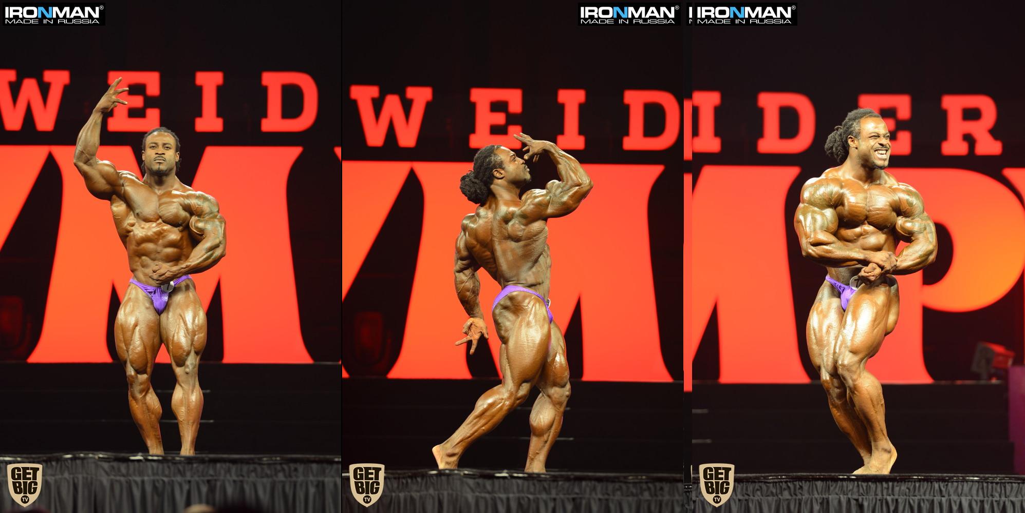 #7 - Уильям Бонак (Нидерланды), 8 место