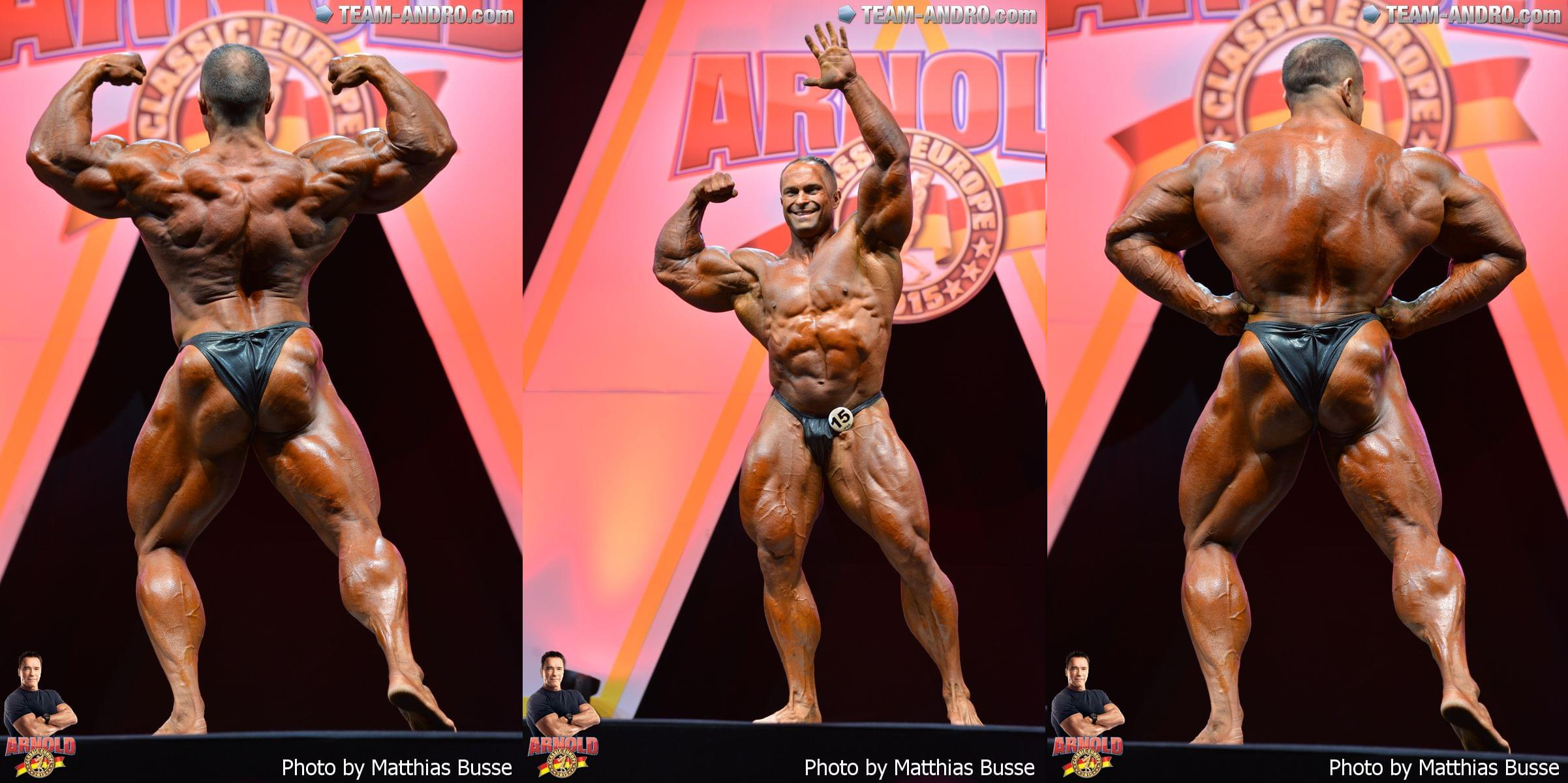 Alex Fedorov (Russia) - 12 место