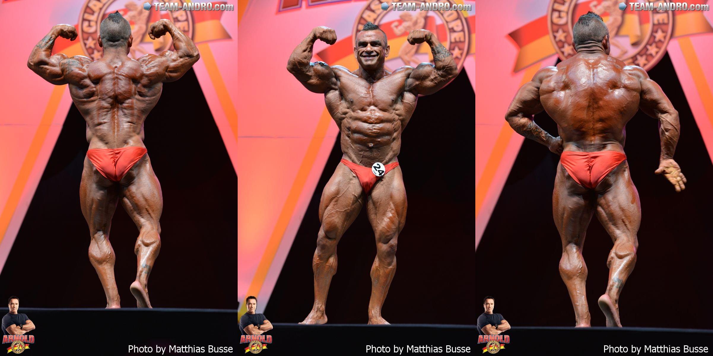 Carlos Ascensio (Spain) - 16 место