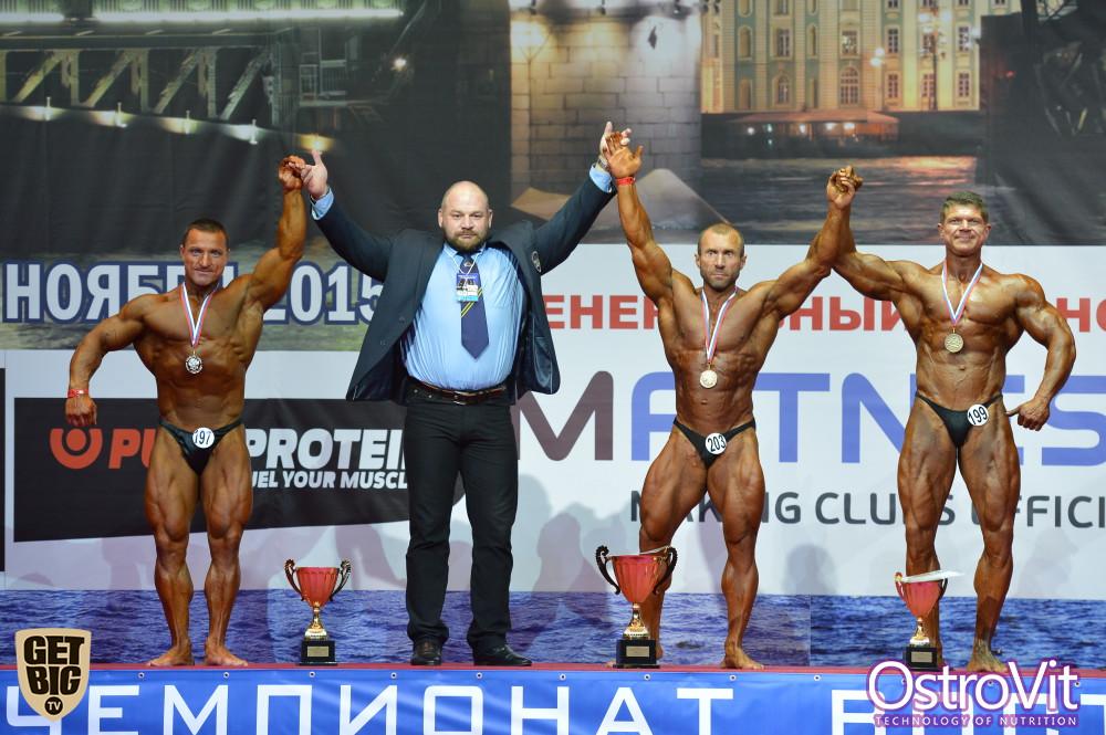 Бодибилдинг мастера 40-49 лет, до 90 кг