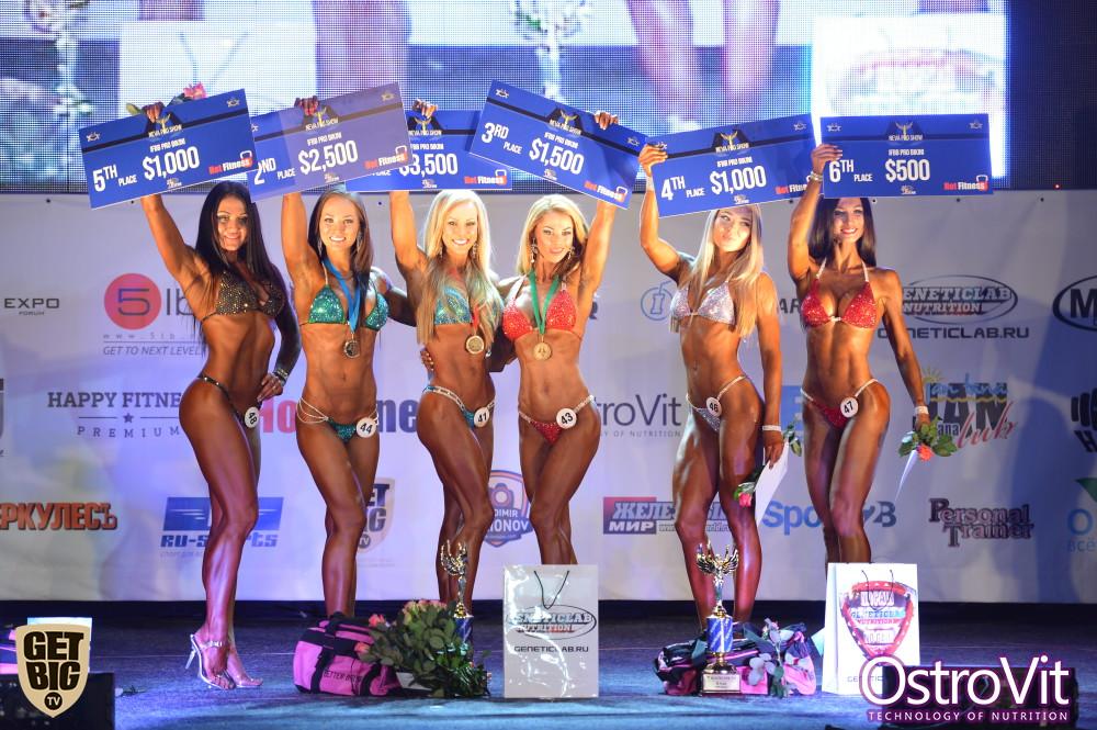 IFBB PRO Bikini Top-6