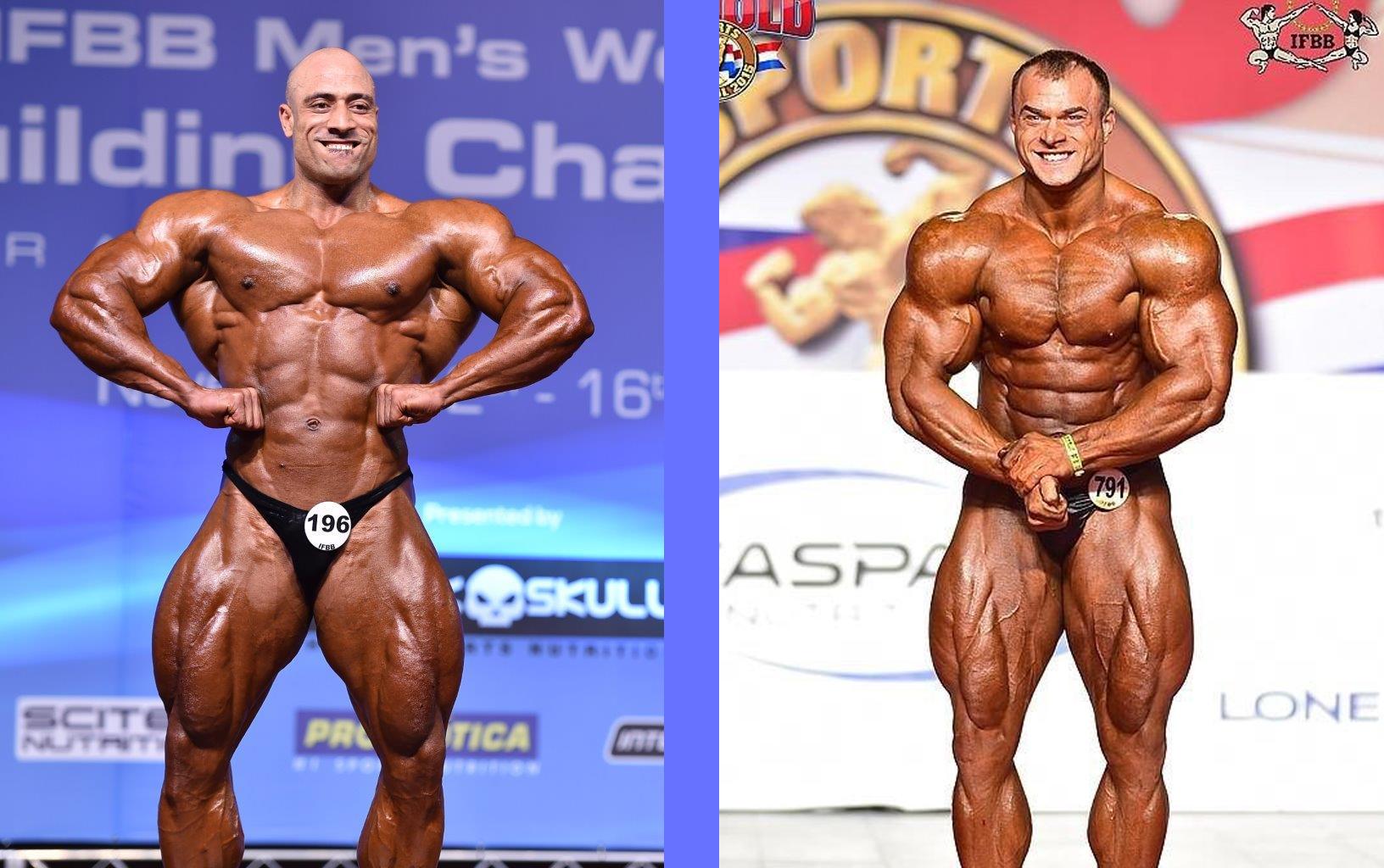Attia Shaalan (Egypt) VS Sergey Kulaev (Russia)