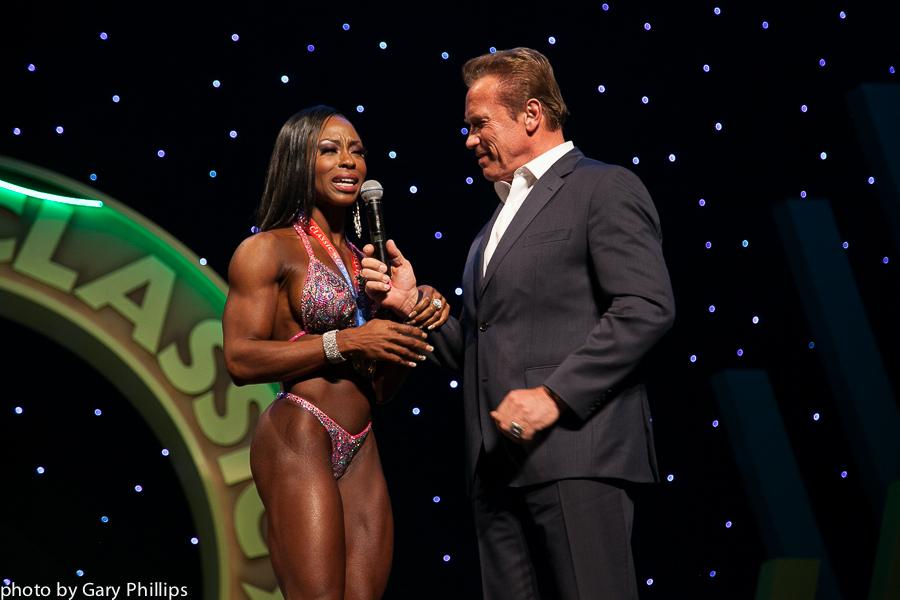 Latorya Watts Arnold Australia Figure Winner