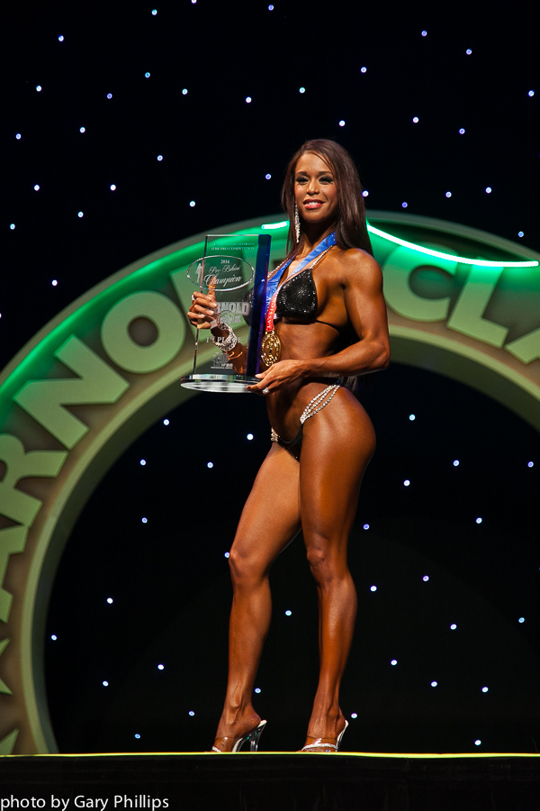 India Paulino Arnold Australia Bikini Winner
