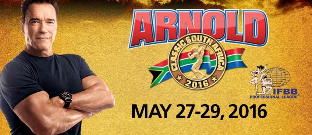 Арнольд Классик Африка - 2016