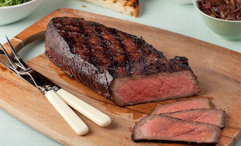 7 лучших продуктов питания для бодибилдинга - постная говядина