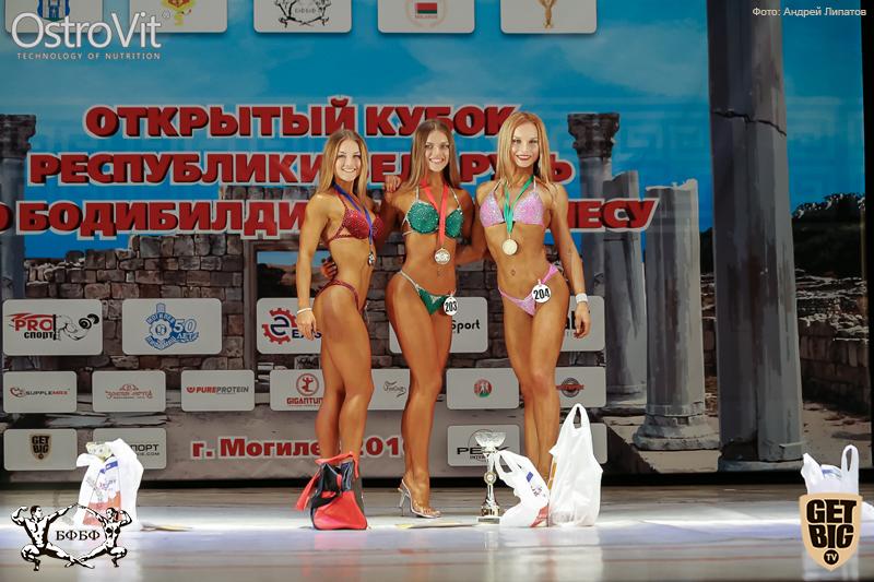 Категория: фитнес-бикини, до 166 см