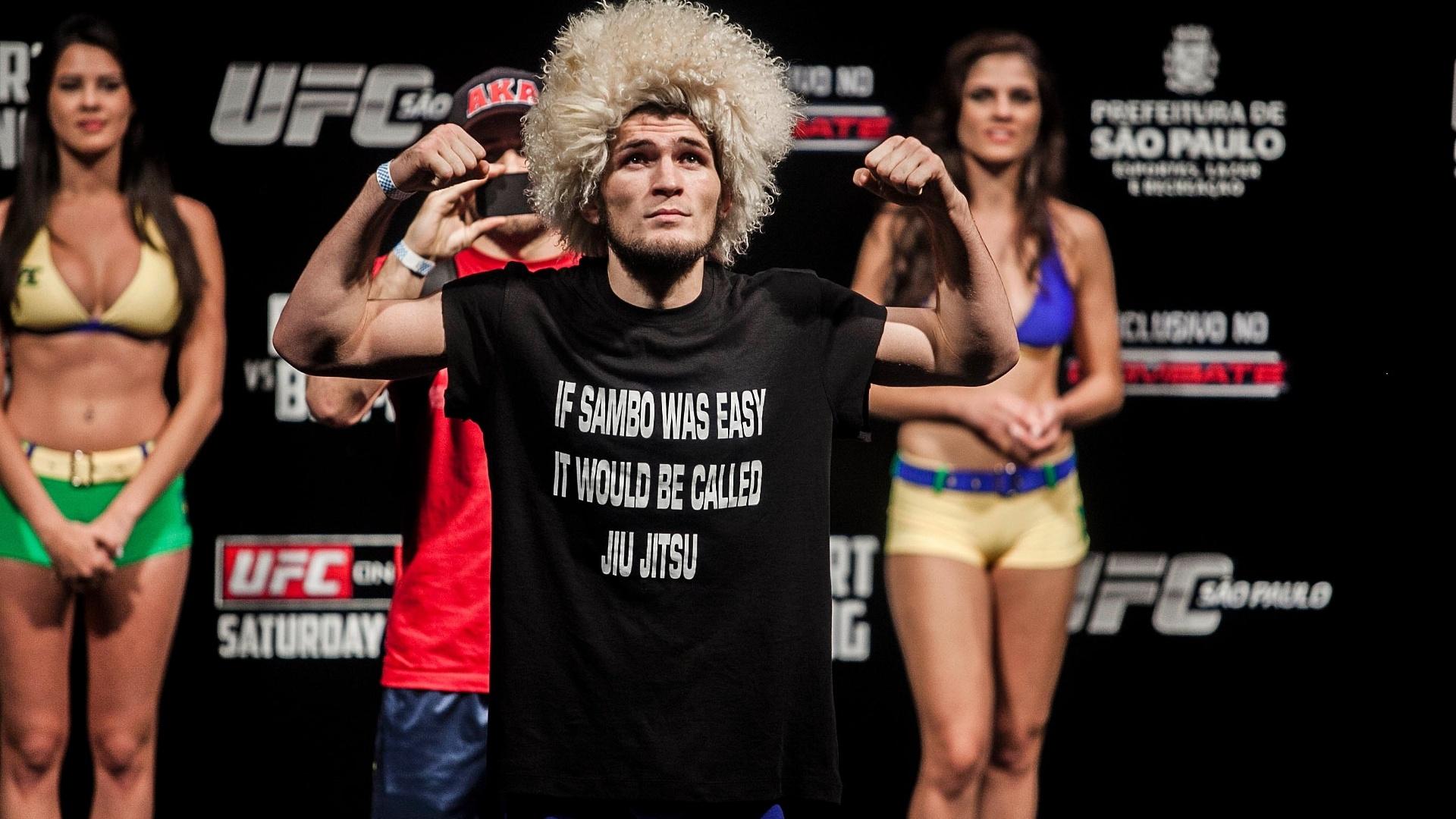 Khabib Nurmagomedov - UFC fighter