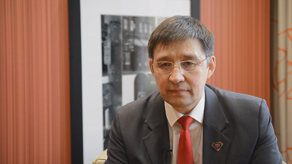 Иннокентий Григорьев - генеральный секретарь МФМ