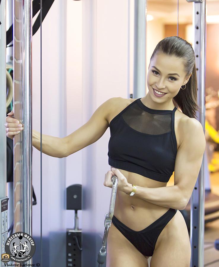 Лиза Мукминова