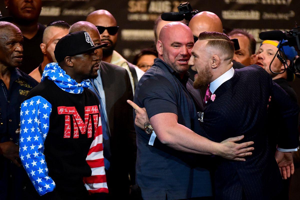 Зрители подают в суд на UFC из-за обрыва Интернет-трансляции «МакГрегор - Мейвезер»