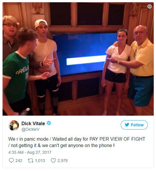 Подписчики UFC.TV: «Мы в панике! Весь день ждали боя. Не дождались и на телефон поддержки никто не отвечает!»