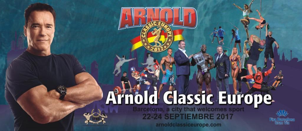 IFBB Pro Arnold Classic Europe - 2017